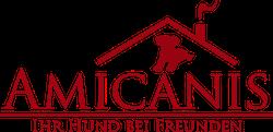 Amicanis – Hundebetreuung, Hundetagesstätte und Hundepension Logo